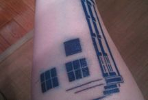 tattoo's / by Krickett Cockayne