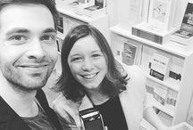 Instagram Week-end sur le stand d' @allaryeditions à @livre_paris avec @justinedupre