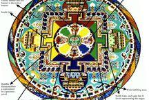 Sand Mandala Tibet