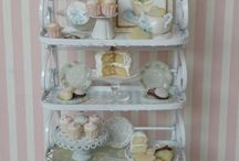 Miniature Bakers Rack