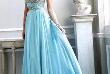 Mavi Elbiseler/Blue Dresses
