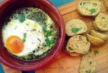 Eggs-recipes, Συνταγές με αυγά