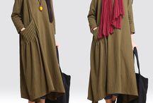 uzun elbiseler