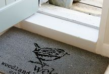 Our 10 favourite doormats / As Autumn turns to Winter, what we all need is a stylish doormat to wipe those muddy boots....