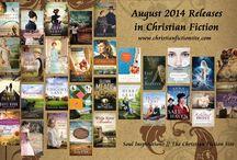 Christian Fiction: Aug 2014