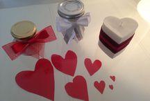 Organic Body Butter, Mud Mask & Heart Shaped Soya Candle