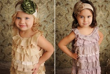 Children's Clothing / by Tricia Roux