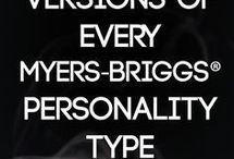 Typy osobností