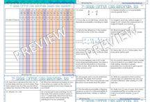 7th grade math common core / by Marcia Alessi