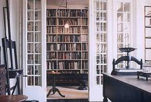 I Dream Of A Home Library