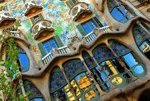 Gaudi Espectacular / Maravillosas obras de Gaudi
