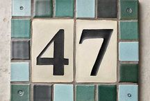 """House Number 47 / """"People are curious beings and the world is full of curious things - its no wonder then, that if something exists there's someone who will collect it."""" Jenny Gill, Matchbox Collection"""