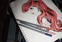 drawings / by Zakari Hernandez