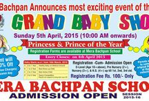 Baby Show-Mera Bachpan School / Grand Baby Show at Mera Bachpan School More at:https://www.facebook.com/events/341451096051723/
