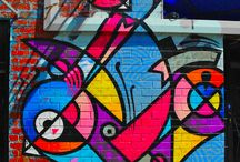 Street art! ♥
