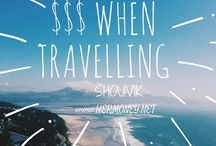 10 steps to save money when travelling