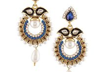 Wedding Party Traditional Dazzling Drop Earrings