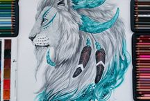 heska modra