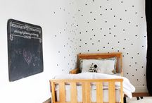 kids rooms / by Amy Tivendale