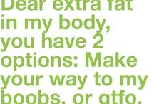 health and fitness / by Crystal Whiteside Czarnecki