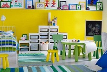 Kids Rooms / by Stylish Eve