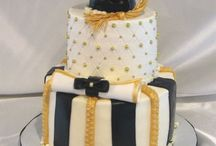 Black and Gold Party Ideas / by Karla Moore