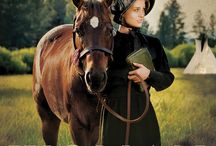 Woman of Courage / Wanda Brunstetter's upcoming novel set in 1837. A Quaker woman from Dansville, NY heads West to minister to the Nez Perce Indiana.