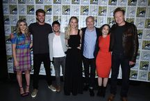 Comic-Con 2015 / Revisit the highlights of The Hunger Games: #MockingjayPart2 at San Diego Comic-Con 2015! #MockingjaySDCC #SDCC Photos by Eric Charbonneau