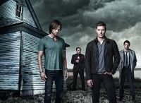 Supernatural / Because deep down inside I am a middle school girl. Or boy. Probably a boy. / by GoonSquadSarah
