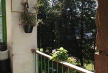 HOME | Balcony
