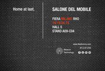 Salone del Mobile 2015 / Flexform @ The Salone del Mobile 2015, Milan Italy : New Luxury Furniture