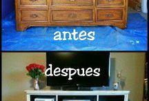 Antes/después