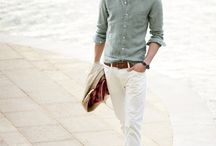 A well dressed man / by Lane Strode
