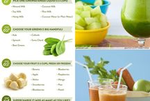 Healthy Smoothies / by Susan Thomas