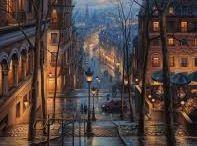 eugeny lushpin pintura