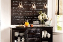 Furniture Ideas / by Sherri Birchwell