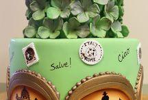 tartas pintadas