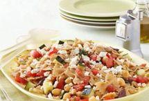 Salad & Lunch Ideas