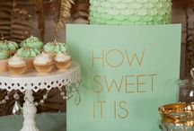 Mint coloured ideas / by Pink Polka