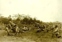 Голландские колониальные войска.