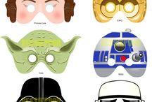 Star Wars / by Jill Carlock