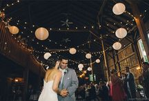 Wedding Decor: Lights, Lanterns & Drapes / Add romance to your wedding decor with strung lights, rustic lanterns and rich satin and sheer drapes.