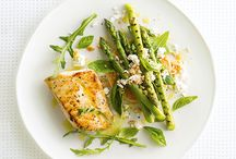 Spring dishes