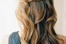 Hair / Pretty and cool hairstyles