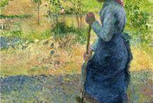 Camille Pissarro / by Patrizia Anselmi