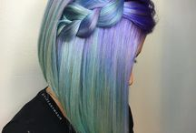 Unicorn Hair Inspiration