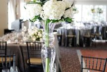 Centerpieces and Flowers / Tall  / by Marie