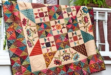 I Love Quilts  / by Sharon Robertson