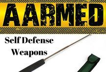 Self Defense Weapons - Non Lethal / Protect Yourself with Self Defense Weapons! Crimes occur everyday. Now is the time to arm yourself with effective non lethal weapons