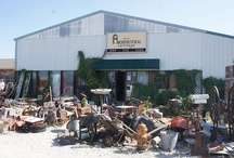 Junkin' Stops / Places to thrift, junk and flea market